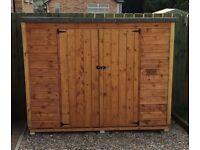 Black Friday SALE - 6ft x 3ft Garden Shed/ Storage Unit
