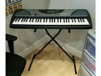 PSR 240 KEYBOARD WITH STAND