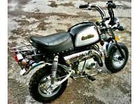 Skyteam 110 Gorilla Monkey Bike