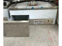Archway doner kebab machine 4 burner