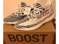 Adidas Yeezy Boost 350 - ZEBRA