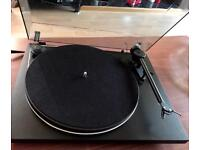 PROJECT ESSENTIAL TURNTABLE. SOLD