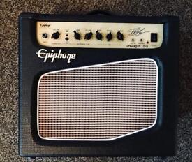 Slash signature amplifier + cable