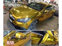 CAR WRAPPING (HEXIS, KPMF, 3M) FROM £600.... Headlights & tail lights tinting