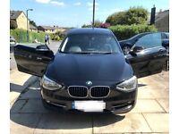 BMW 116i Sport 3Door - 12 months MOT, Service History, cruise control, parking sensors, eco mode