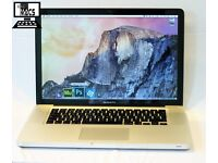 " 15"" Apple MacBook Pro 2.4Ghz 4gb 250GB Logic Pro Cubase FL Studio Reason 5 Final Cut Pro Massive"