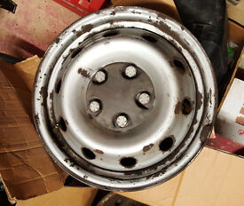 Peugeot Boxer Steel Wheels x 4