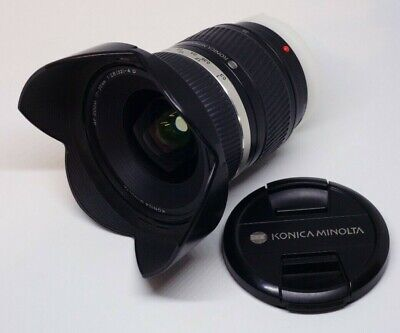 Minolta 17-35mm F2.8-4.0 for Sony A-mount