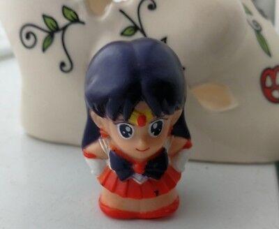 Usado, Sailor Moon SAILOR MARS 1994 Vintage Very Rare Finger Puppet Figure | Sentai segunda mano  Embacar hacia Argentina