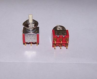 8221shcge - C K Components - Switch Push Button Dpdt 1a 120v