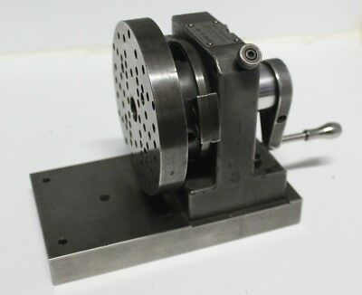 Harig Grind-all No. 1 Grinding Fixture With Base Plate Face Plate