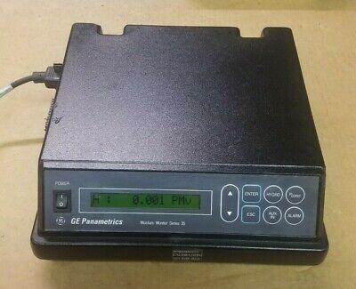 Ge Panametrics Moisture Monitor Series 35 Mms35-221-1-100