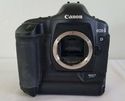 Canon EOS 1D Mark II 8.2MP Digital SLR Camera Body Only - Black *GOOD/TESTED*
