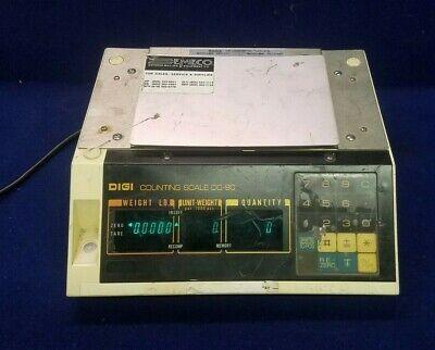 Digi Matex Dc-80 Digital Counting Scale Dc-80