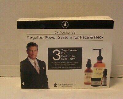 Dr.Perricone's Targeted Power System for Face and Neck for sale  Shipping to India