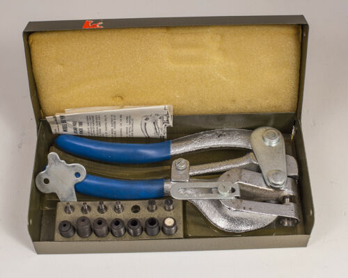 Lustre Line Model 8500 Power Puncher Kit