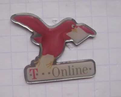 BRIEFTAUBE DEUTSCHE TELEKOM /  T ONLINE   ......... Pin (164d)