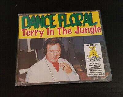 CD SINGLE - DANCE FLORAL AND TERRY WOGAN - TERRY IN THE JUNGLE comprar usado  Enviando para Brazil