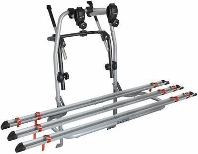 Heckträger LOGIC Fahrradträger 3 Räder Schienen