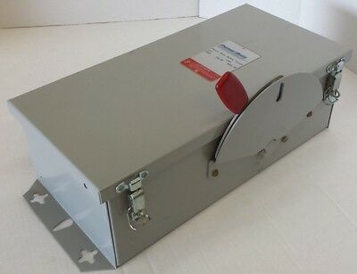 Thomas Betts - Jhd361nf-tb 30 Amp 600v Acdc Nf Safety Switch Disconnect New