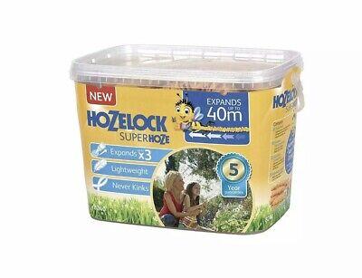 Hozelock Superhoze Expandable Hose Set - 40M Cheapest On eBay !
