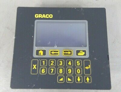 Red Lion Controls Gl350 Operator Interface Graco  4g