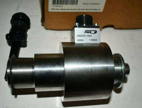 Force Measuring Systems Force Sensor ZMGZ207.3000