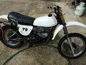 1979 YZ 80 VMX + heaps of spares Caboolture Caboolture Area Preview
