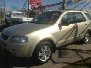 2006 Ford Territory TS 7 Seat Wagon Traralgon East Latrobe Valley Preview