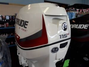 115 Evinrude Etec | ⛵ Boats & Watercrafts for Sale in
