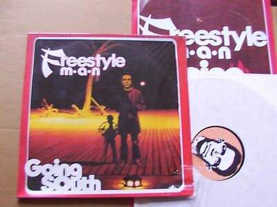 FREESTYLE MAN,GOING SOUTH dlp m(-)m(-)/m(-) POSTER /m- cliché 001 made in the EU