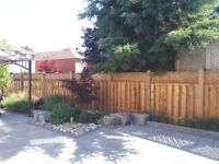 CUSTOM FENCING - MANULOCK CONSTRUCTION