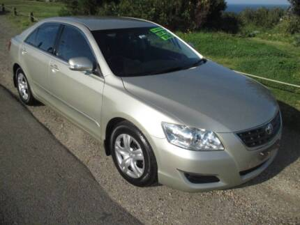 2007 Toyota Aurion 45000KLMS AUTO! 12 MONTHS REGO! Redhead Lake Macquarie Area Preview