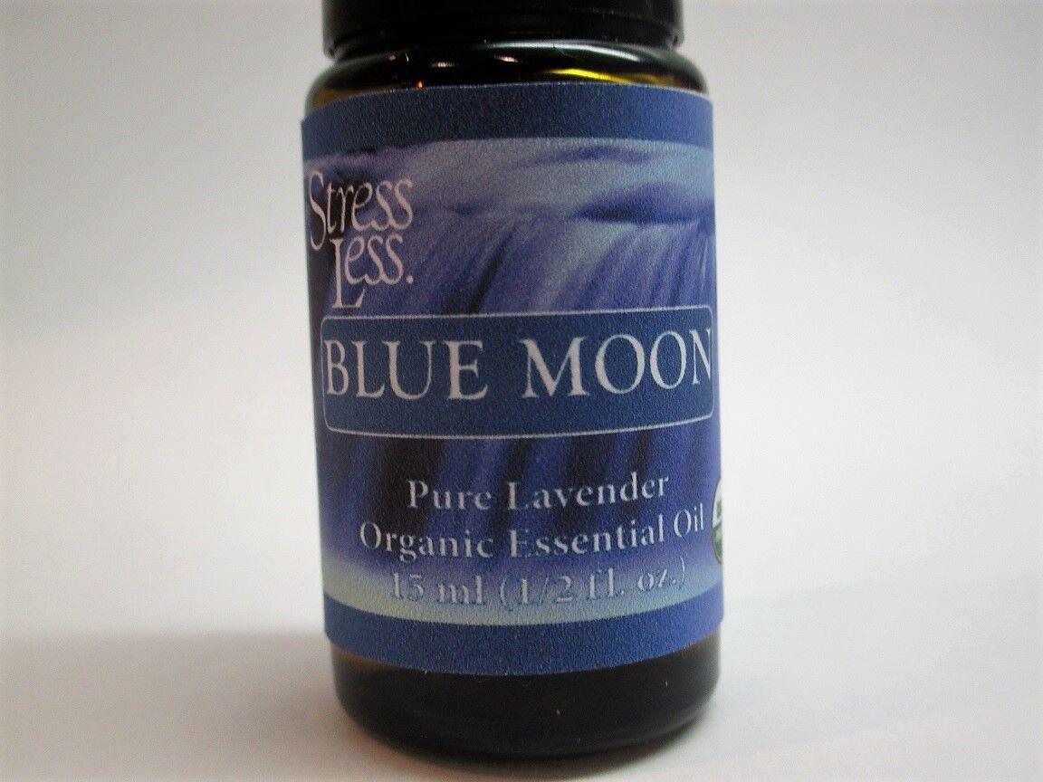 Stress Less® Organic  Bulgarian Lavender Essential Oil