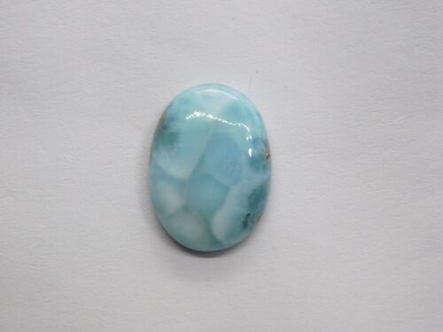 Top Grade!! Natural Larimar Cabochon Loose Gemstone For Jewelry 10 Cts. ME-1738