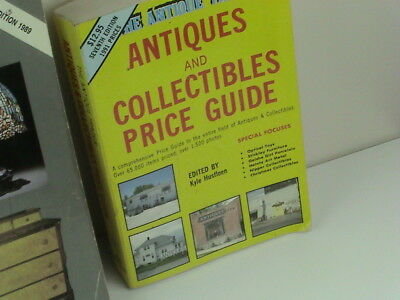 Lot of 5 SCHROEDER'S Antiques and Antique Trader Price Guide Reference Books