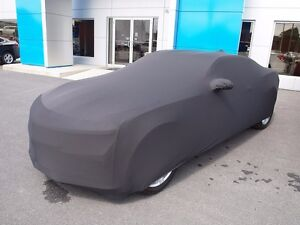 New 2010-2016 Chevy Camaro Indoor Car Cover - 5th & 6th Generation Custom Fit