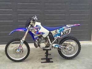 2007 Yamaha YZ250 Ellinbank Baw Baw Area Preview