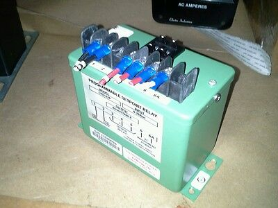 Flex-core Programmable Setpoint Relay Crd-020