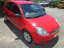 2007 Ford Fiesta LX WQ. AUGUST 2016 REGO, 5 SPEED MANUAL Redhead Lake Macquarie Area Preview