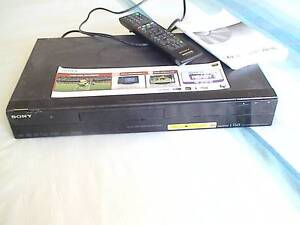 SONY HARD DISC DRIVE 320 GB DVD RECORDER/PLAYER Dawesville Mandurah Area Preview