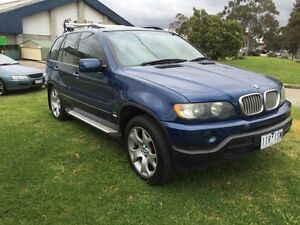 BMW X5 e53 4.4 v8 5 speed auto must sell Dandenong North Greater Dandenong Preview