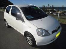 2002 Toyota Echo 85000 KMS! SEPTEMBER REGO Redhead Lake Macquarie Area Preview