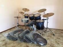 Pearl Vision Drum Kit Middle Dural The Hills District Preview