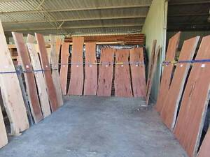 Auction clearance Natural edge slabs & dressed furniture timber Kyabram Campaspe Area Preview