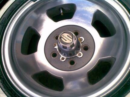 14x7   MAGNUM FORD MUSTANG WHEELS..5x114,3 Concord Canada Bay Area Preview