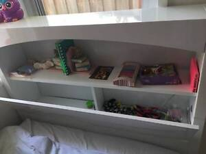 King Single Lift bed Cammeray North Sydney Area Preview