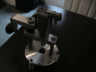 Bridgeport Milling Machine J Head Power Drawbar Step Pulley Head Tool Changer
