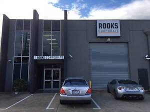 OFFICE & WAREHOUSE  NUNAWADING Nunawading Whitehorse Area Preview