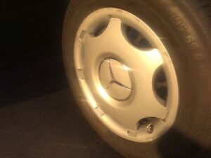 Mercedes wheels and Michelin tire South Melbourne Port Phillip Preview